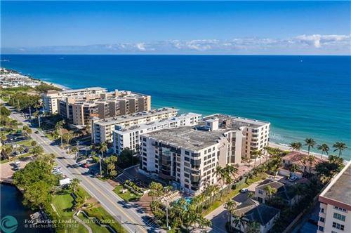 Photo of 1155 Hillsboro Mile #401, Hillsboro Beach, FL 33062 (MLS # F10265056)