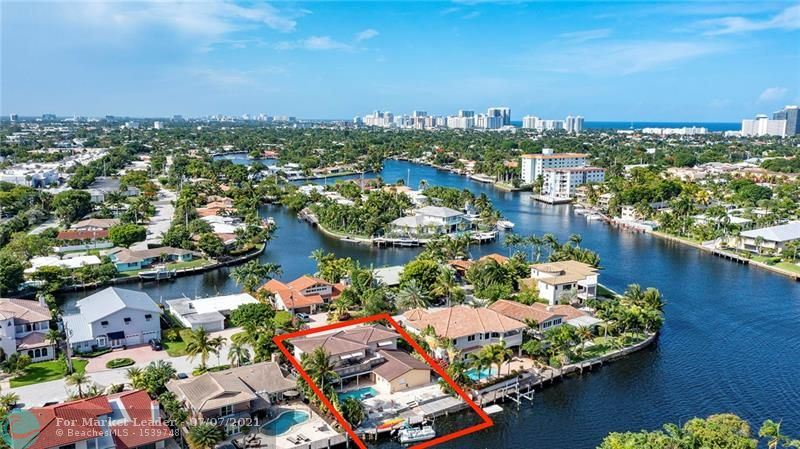 Photo of 2218 NE 17th Ct, Fort Lauderdale, FL 33305 (MLS # F10290056)
