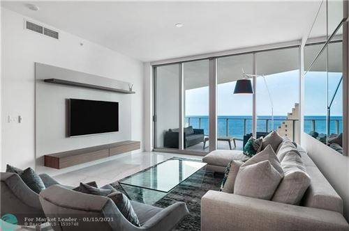 Photo of 701 N Fort Lauderdale Beach Blvd #1003, Fort Lauderdale, FL 33304 (MLS # F10169057)