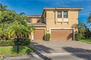 Photo of 8395 NW 121st Way, Parkland, FL 33076 (MLS # F10186057)