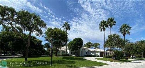 Photo of 8204 NW 63rd Ct, Parkland, FL 33067 (MLS # F10303057)