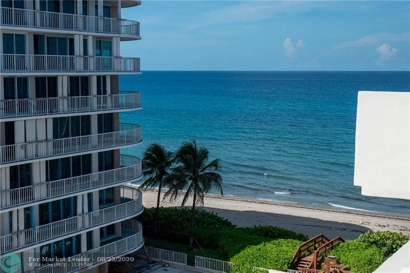 3215 S Ocean Blvd #604, Highland Beach, FL 33487 - #: F10245057