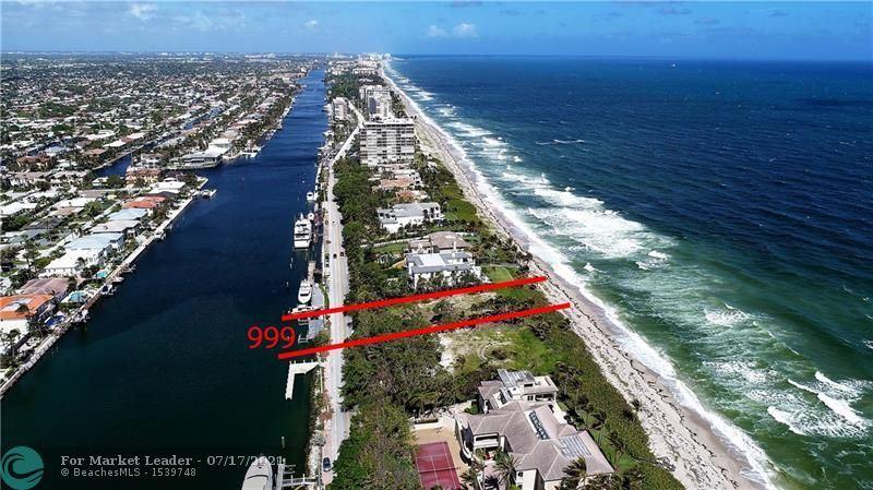 Photo of 999 Hillsboro Mile, Hillsboro Beach, FL 33062 (MLS # F10280057)