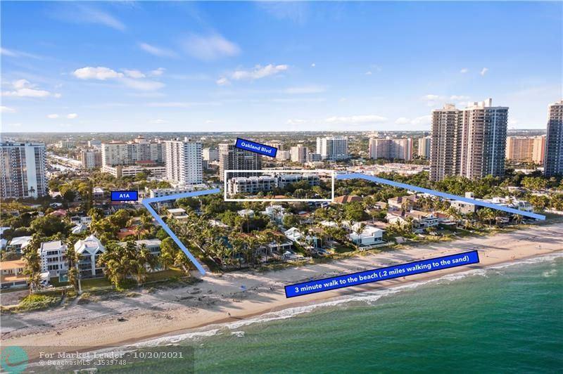 3040 N Ocean Blvd #N201, Fort Lauderdale, FL 33308 - #: F10285057
