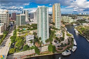 Photo of 347 N NEW RIVER DR E #1007, Fort Lauderdale, FL 33301 (MLS # F10150058)