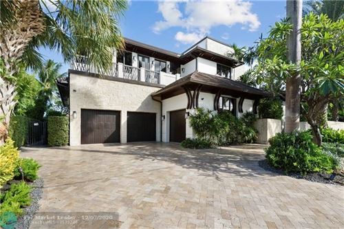 Photo of 720 Isle Of Palms Dr, Fort Lauderdale, FL 33301 (MLS # F10255058)