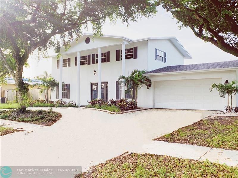 Photo of 4480 NW 3, Coconut Creek, FL 33066 (MLS # F10250058)