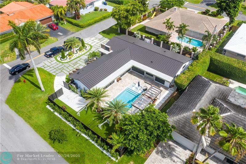 Photo of 4010 NE 28th Ave, Fort Lauderdale, FL 33308 (MLS # F10294058)