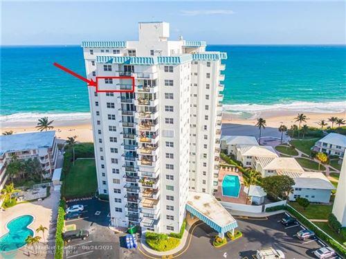 Photo of 1500 S Ocean Blvd #1501, Lauderdale By The Sea, FL 33062 (MLS # F10298059)
