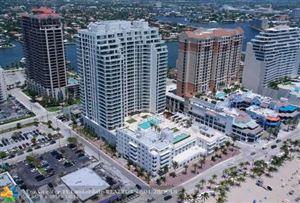 Photo of 101 S FORT LAUDERDALE BEACH BLVD #801, Fort Lauderdale, FL 33316 (MLS # F10120060)