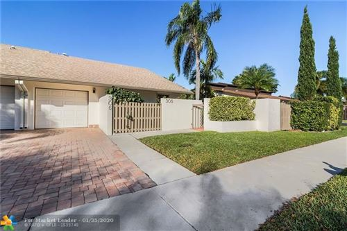 Photo of Listing MLS f10213060 in 306 SW 27th Ter #1 Delray Beach FL 33445