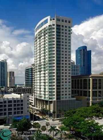 Photo of 350 SE 2nd St #860, Fort Lauderdale, FL 33301 (MLS # F10241060)