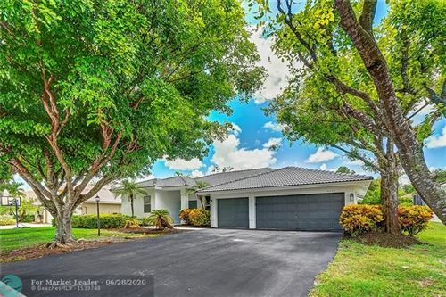 Photo of Listing MLS f10236061 in 6438 NW 99th Ave Parkland FL 33076