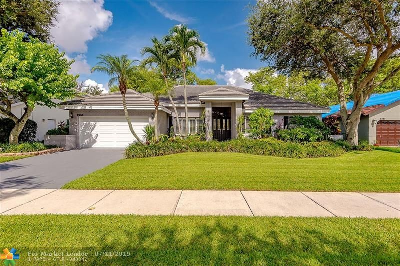 Photo for 5543 NW 39th Ave, Coconut Creek, FL 33073 (MLS # F10184062)