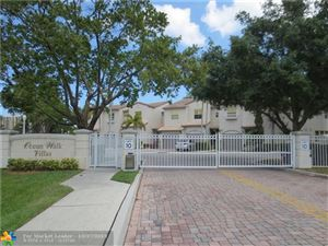 Photo of 1900 Oceanwalk Ln #109, Lauderdale By The Sea, FL 33062 (MLS # F10200064)