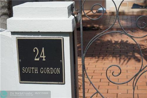 Photo of 24 S GORDON RD, Fort Lauderdale, FL 33301 (MLS # F10231064)