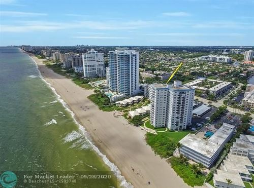 Photo of 1500 S Ocean Blvd #PHA, Lauderdale By The Sea, FL 33062 (MLS # F10248065)