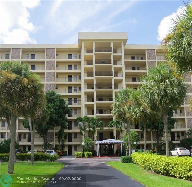 3050 N Palm Aire Dr #601, Pompano Beach, FL 33069 - #: F10246065