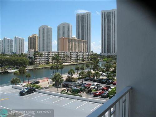 Photo of 500 N Bayview Dr #427, Sunny Isles Beach, FL 33160 (MLS # F10259066)