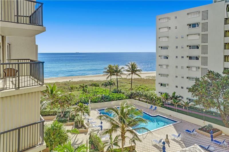 Photo of 1800 S Ocean Blvd #504, Lauderdale By The Sea, FL 33062 (MLS # F10270066)