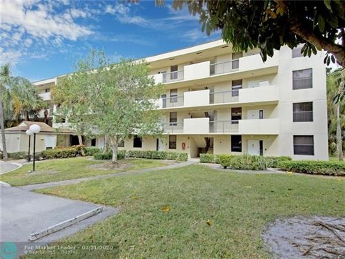 Photo of 3100 NW 42nd Ave #D306, Coconut Creek, FL 33066 (MLS # F10222067)