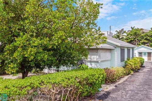 Photo of 805 NE 16th Ter, Fort Lauderdale, FL 33304 (MLS # F10239067)