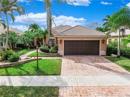 Photo of 6263 NW 110th Ave, Parkland, FL 33076 (MLS # F10272067)