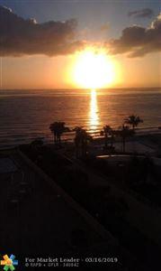 Photo of 4250 Galt Ocean Dr #7D, Fort Lauderdale, FL 33308 (MLS # F10167068)