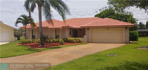 Photo of 7002 NW 40th Pl, Coral Springs, FL 33065 (MLS # F10229068)