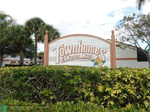 Photo of 4221 SW 71st Way, Davie, FL 33314 (MLS # F10236068)