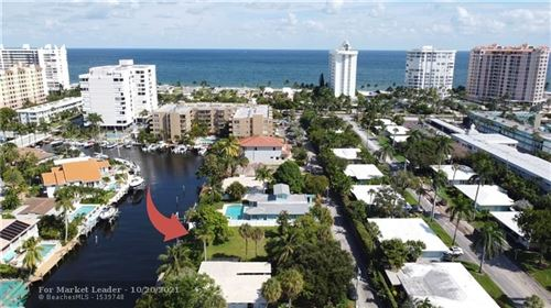Photo of 5 Sunset Ln, Lauderdale By The Sea, FL 33062 (MLS # F10305068)