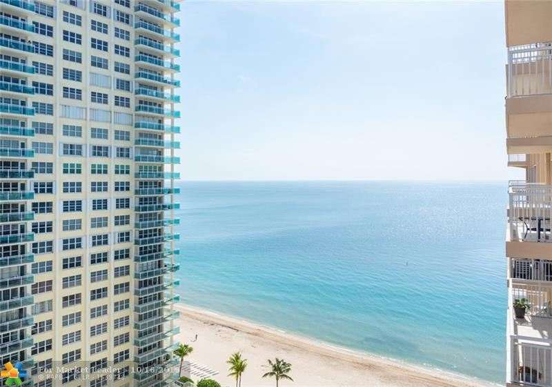 Photo of 3850 Galt Ocean Dr #1808, Fort Lauderdale, FL 33308 (MLS # F10199068)