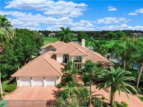 Photo of 12601 Eagle Trace Blvd, Coral Springs, FL 33071 (MLS # F10251069)