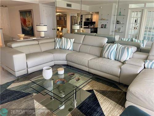 Photo of 5000 N Ocean Blvd #810, Lauderdale By The Sea, FL 33308 (MLS # F10294069)