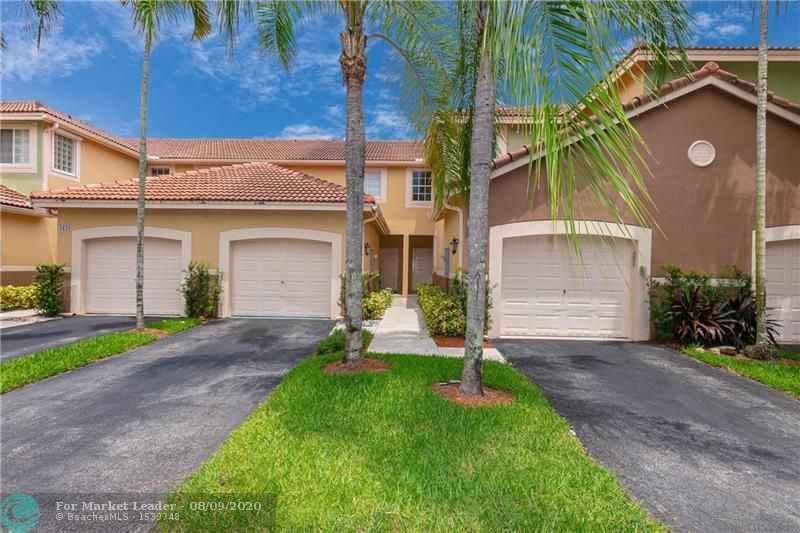 3635 San Simeon Cir #3635, Weston, FL 33331 - #: F10239069