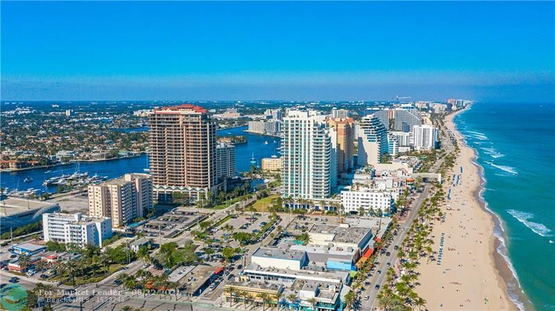 100 S Birch Rd #2101, Fort Lauderdale, FL 33316 - #: F10286069