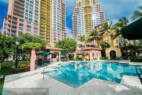 Photo of 2110 N Ocean Blvd #7E, Fort Lauderdale, FL 33305 (MLS # F10259071)