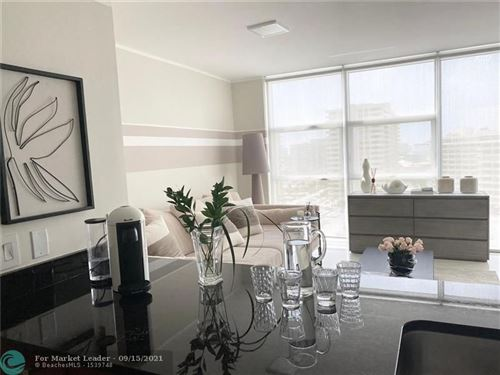 Photo of 1830 S Ocean Dr #1007, Hallandale, FL 33009 (MLS # F10272071)