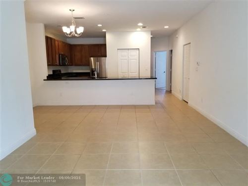 Photo of 1021 SW 147th Ave #5104, Pembroke Pines, FL 33027 (MLS # F10300071)