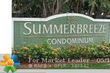 Photo of 9999 Summerbreeze Dr #1008, Sunrise, FL 33322 (MLS # F10175072)