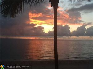 Photo of 1480 S Ocean Blvd #305, Lauderdale By The Sea, FL 33062 (MLS # F10192072)