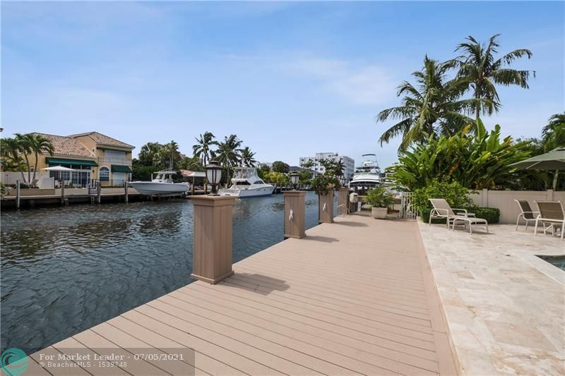 Photo of 413 Coconut Isle Dr, Fort Lauderdale, FL 33301 (MLS # F10282072)