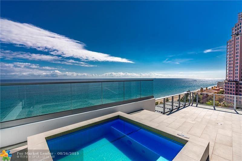2200 N Ocean Blvd #N903, Fort Lauderdale, FL 33305 - #: F10190074