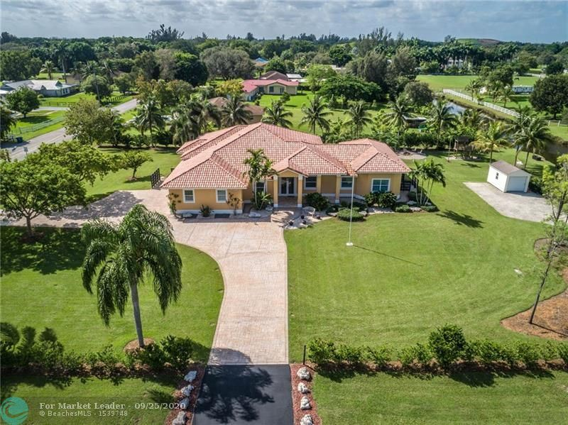 19640 GRIFFIN ROAD, SouthWest Ranches, FL 33332 - #: F10250074