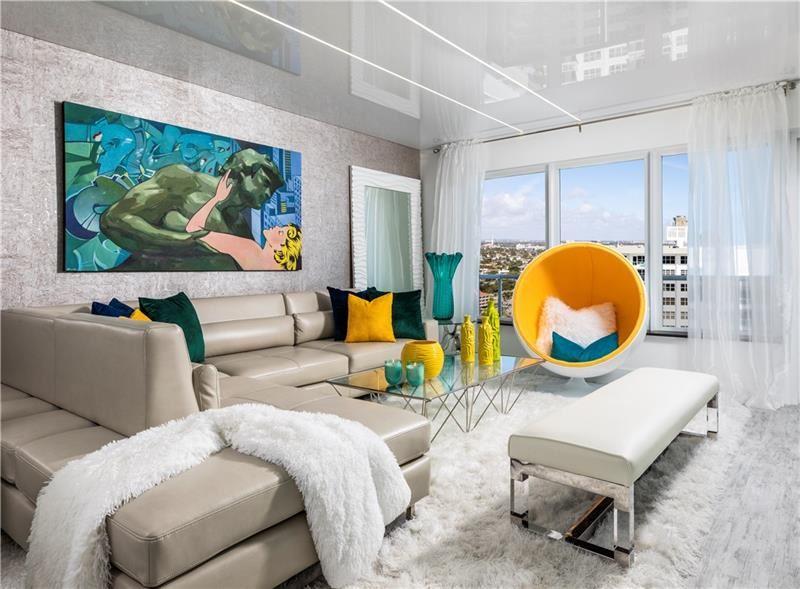 Photo of 3500 Galt Ocean Dr #2115, Fort Lauderdale, FL 33308 (MLS # F10271074)