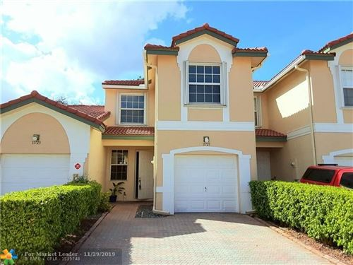 Photo of 11721 NW 47th Dr #11721, Coral Springs, FL 33076 (MLS # F10200075)