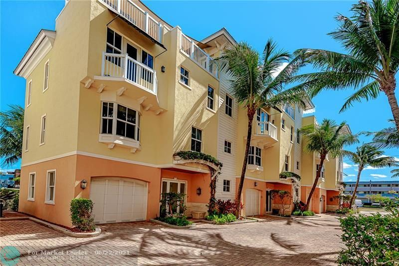 Photo of 4332 Seagrape Dr #9, Lauderdale By The Sea, FL 33308 (MLS # F10282075)