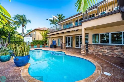 Photo of 2863 NE 26th Pl, Fort Lauderdale, FL 33306 (MLS # F10248078)