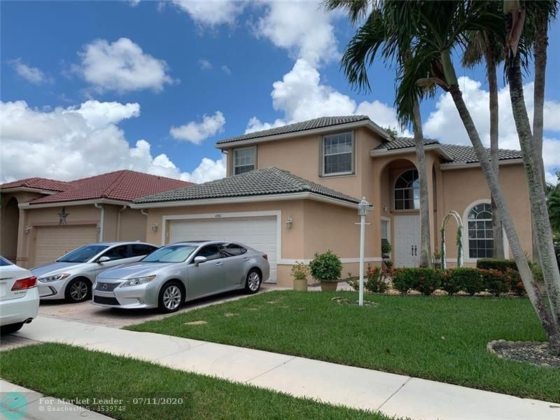 4747 NW 120th Dr, Coral Springs, FL 33076 - #: F10238078