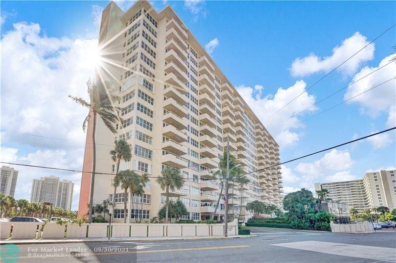 Photo of 3300 NE 36th St #1620, Fort Lauderdale, FL 33308 (MLS # F10301078)